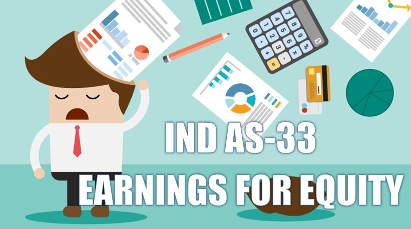 IND AS 33 Earning per share Brief discussion and formulas